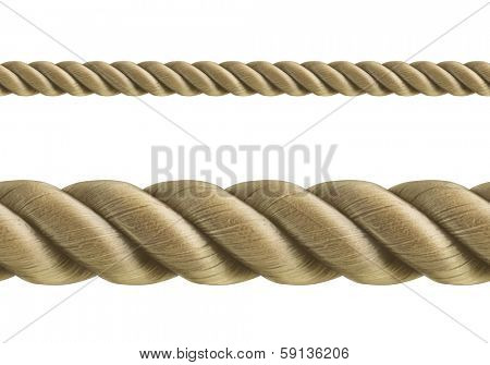 Rope seamless, bitmap copy