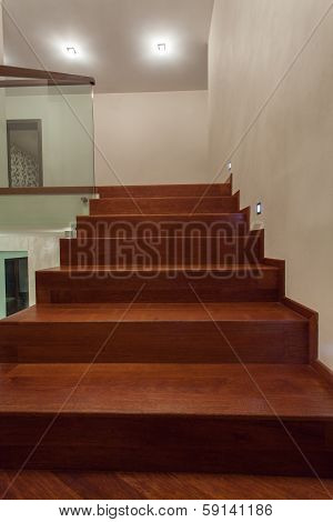 Travertine House - Luxury Stairs