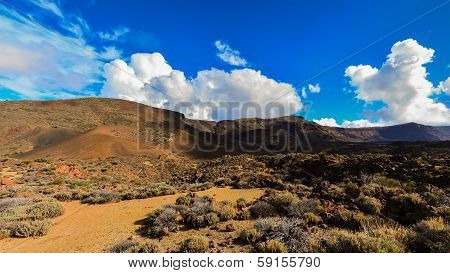 Volcanic Mountains of Tenerife