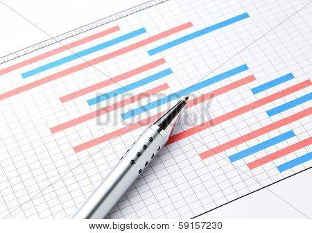Project plan gantt charts