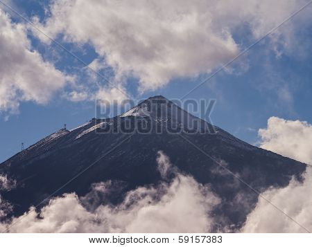 Teide Close-up