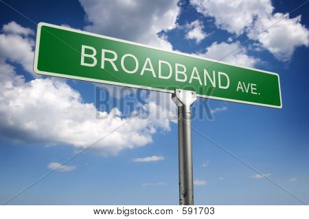 Broadband Avenue Concept