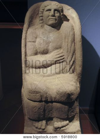 Beautiful Etruscan Statue