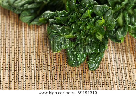 Healthy Choy Ready For Cooking