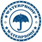 Waterproof-stamp