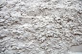 stock photo of dapple-grey  - abstract old rust gray plaster wall texture - JPG
