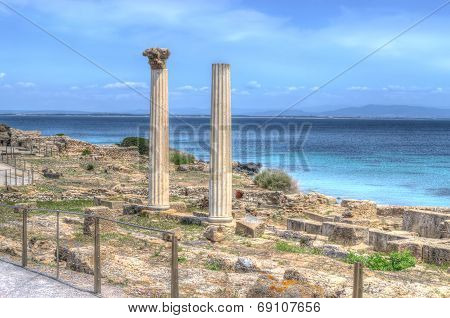 Tharros In Hdr