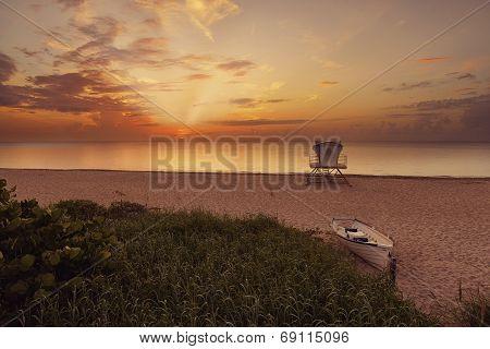 Palm Beach Sunrise