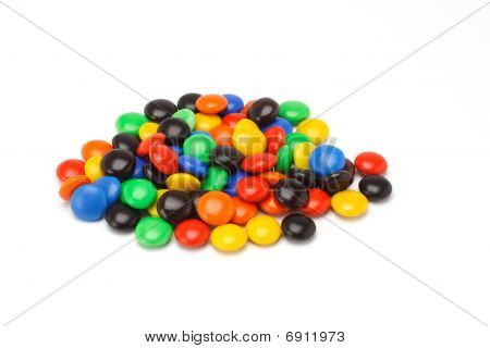 Chocolate Button Candies