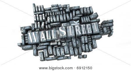 Wall Street In Print