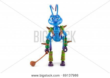 ilk in war suite character form bug's life animation