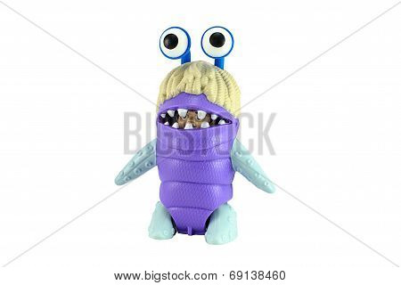 oo character form Monster inc film