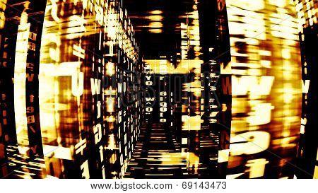 Digital Data Chaos 0243