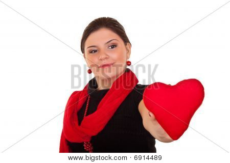 Heart For Valentines Day