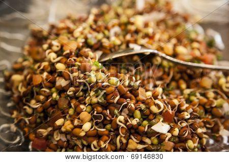Tipycal Indian Food