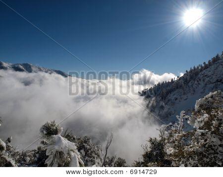 Winter Mountain Drama