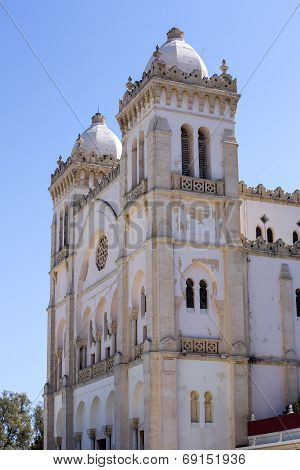 old church in Carthage