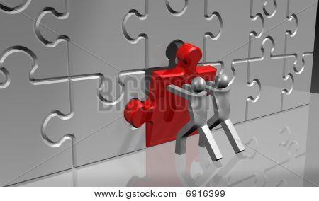 teamwork - solution finding