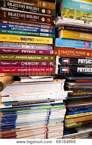 Books For Indian Enterance Exams