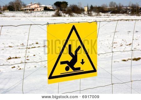Danger Of Fall