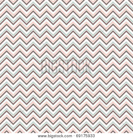 Tribal vector seamless pattern (tiling). Endless texture
