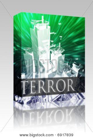 Terror Terrorismus im Paket