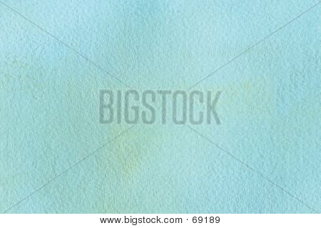 Abstract Close Up Colourwash Background - Aqua