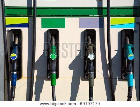 Gas Nozzles