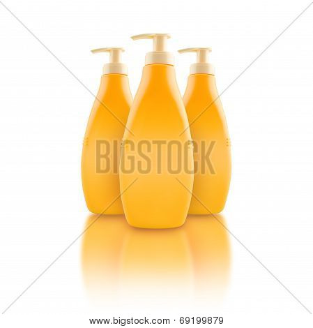 Nourishing Body Milk Bottles