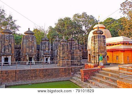Temples Of Bindu Sarovar
