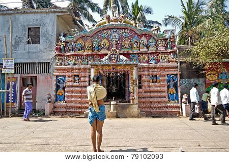 Kali Temple In Puri