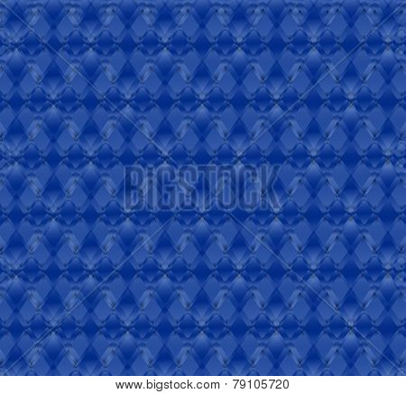 Seamless tartan patternblue