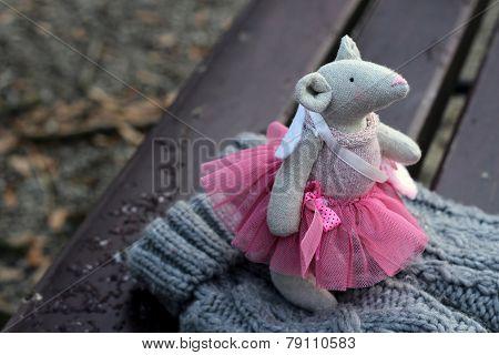 mouse ballerina