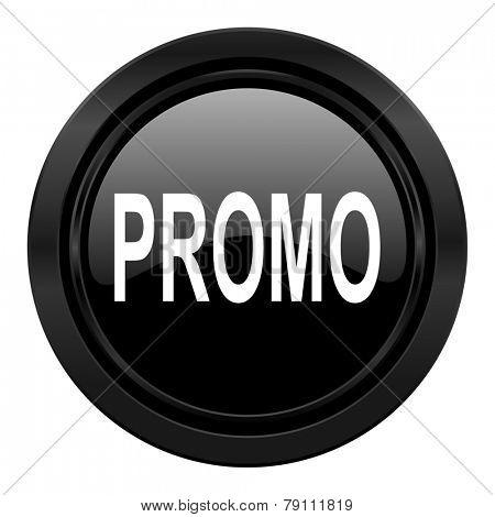 promo black icon