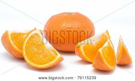 Valencia Oranges 6