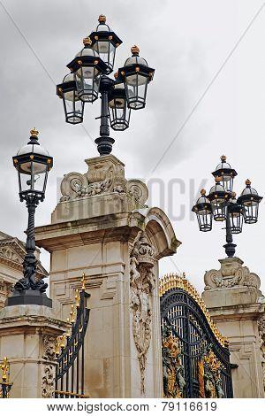 Buckingham Palace Portal