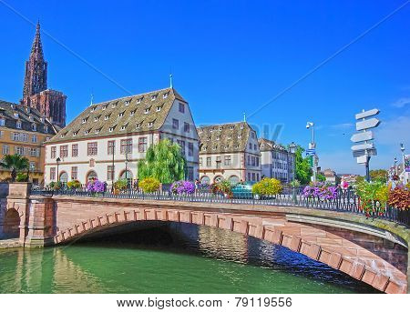 Beautiful Strasbourg View