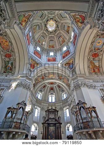 Inside Christian Church