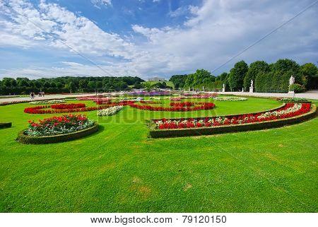 Beautiful Gardens In Vienna