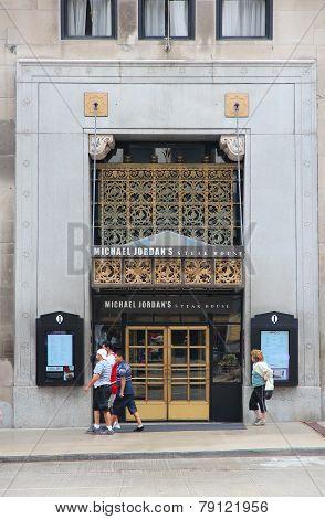 Michael Jordan Restaurant