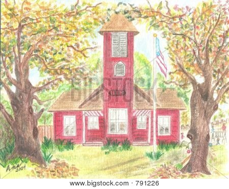 Country School House