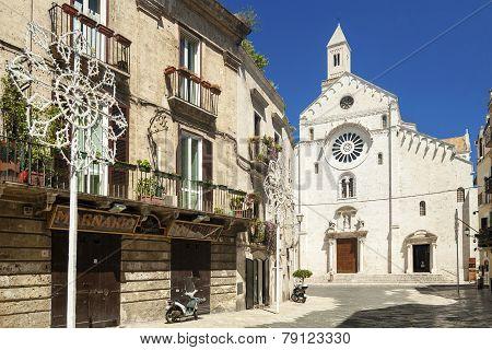 historical center of Bari