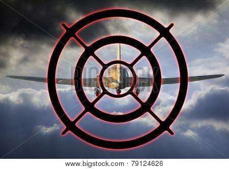 Airplane Target