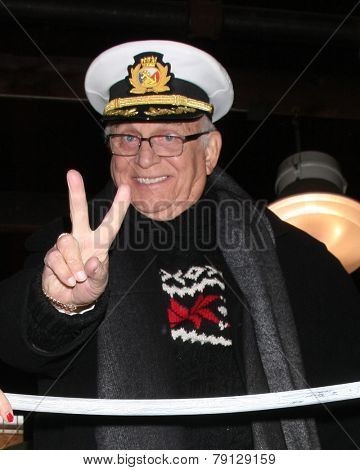 LOS ANGELES - DEC 30:  Gavin MacLeod at the Original