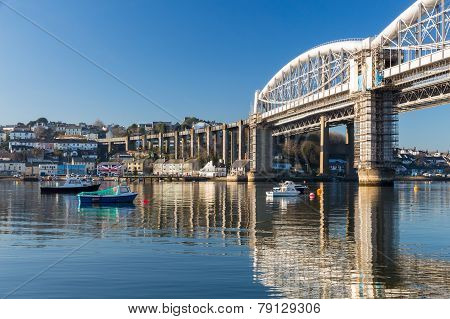Saltash Passage Plymouth Devon
