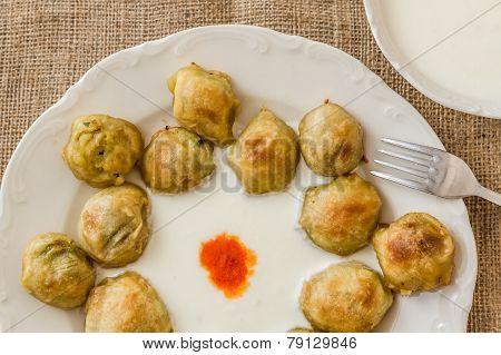 Bosnian Pastry