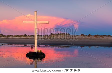 Storm Cloud Cross