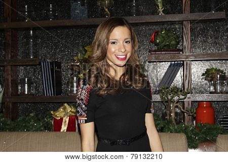 LOS ANGELES - DEC11: Lexi Lawson at Scott Nevins Presents SPARKLE: An All-Star Holiday Concert to benefit The Actors Fund at Rockwell Table & Stage on December 11, 2014 in Los Angeles, California