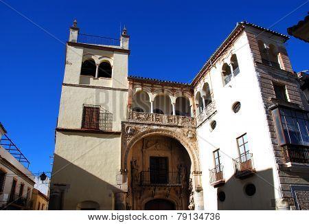 Valdehermoso Palace, Ecija.