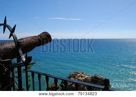 Balcony of Europe, Nerja.